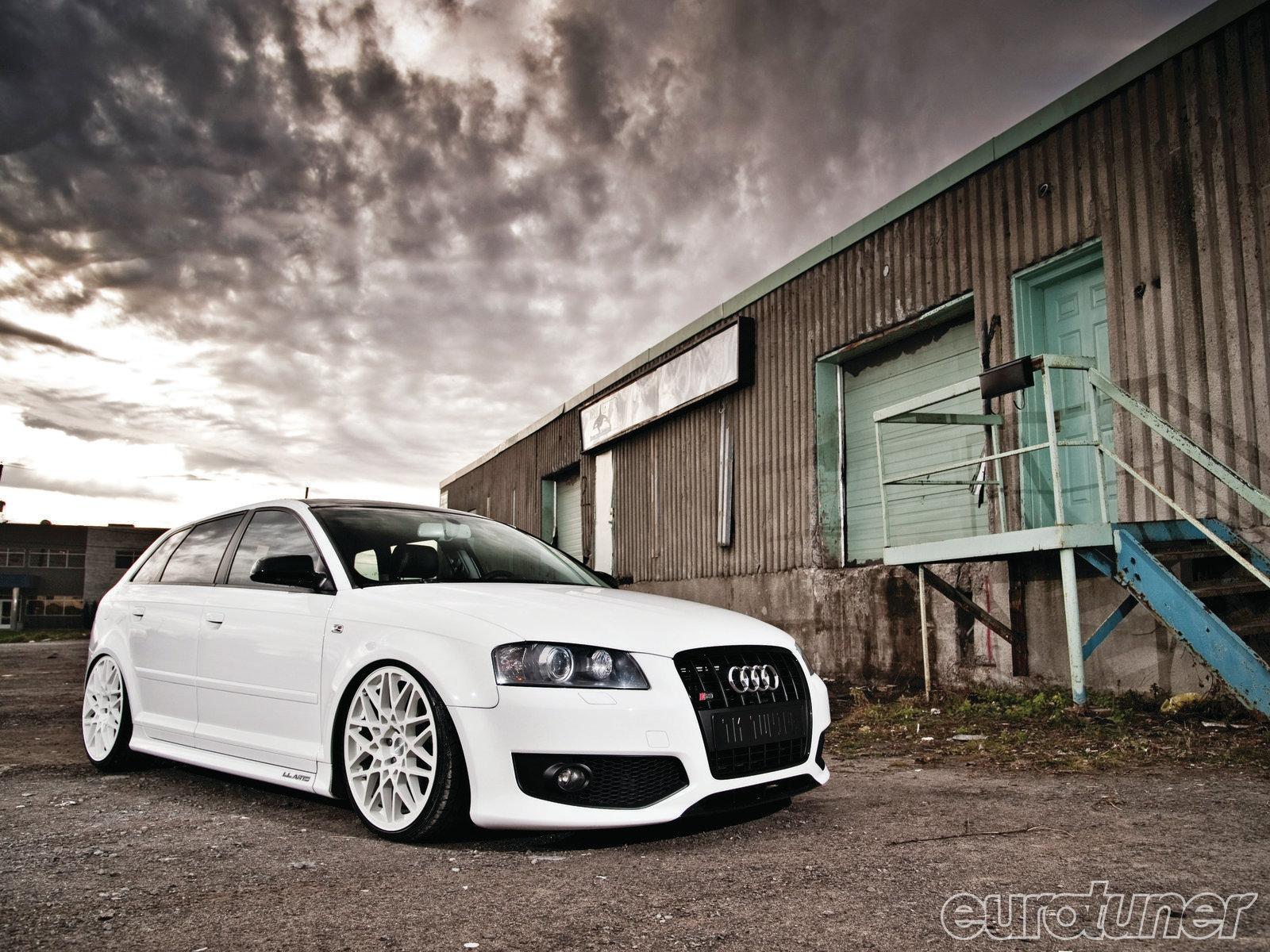 Kelebihan Audi S3 2008 Review
