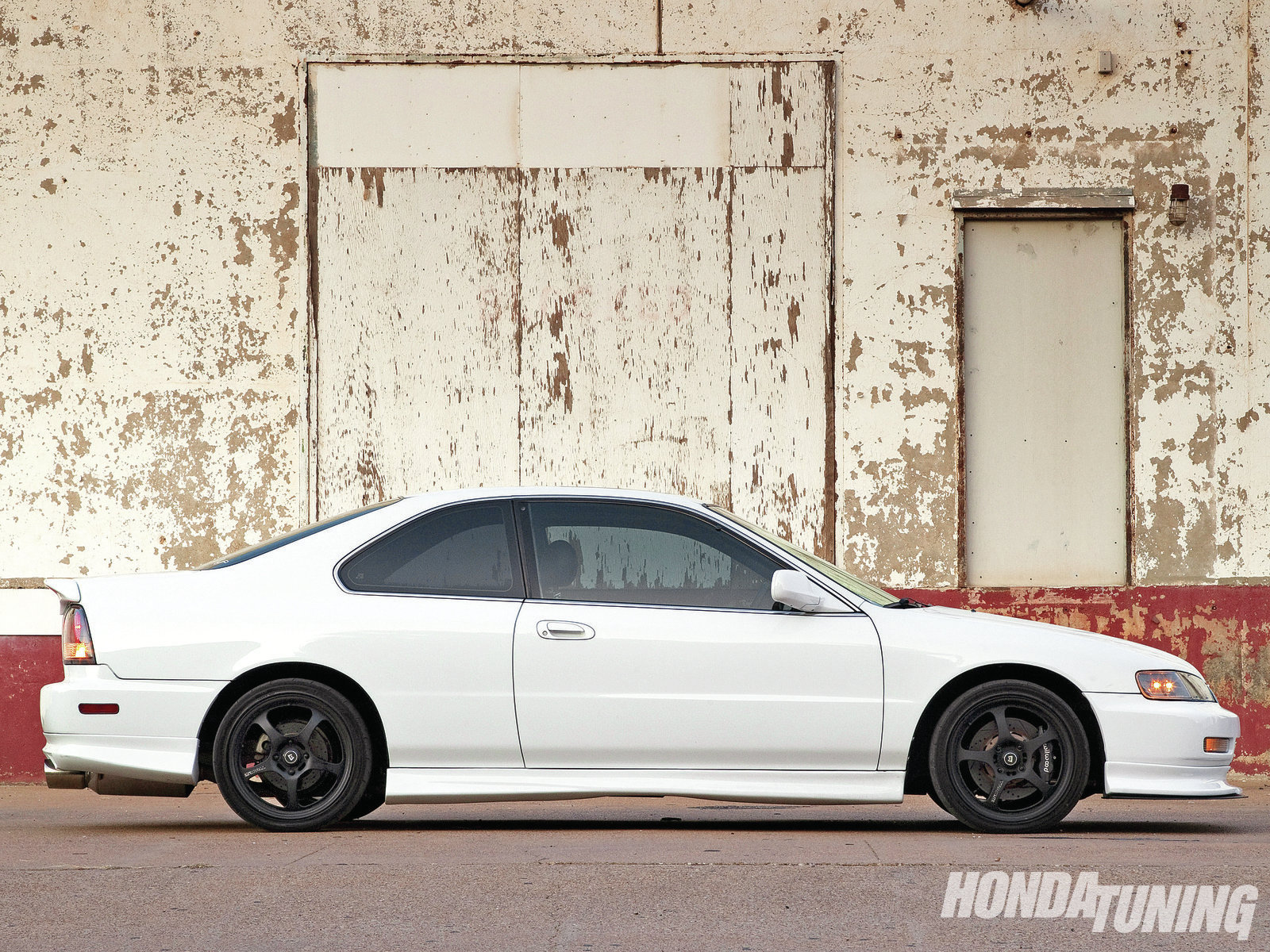 1996 Honda Accord Ex 419hp On Purpose Honda Tuning Magazine