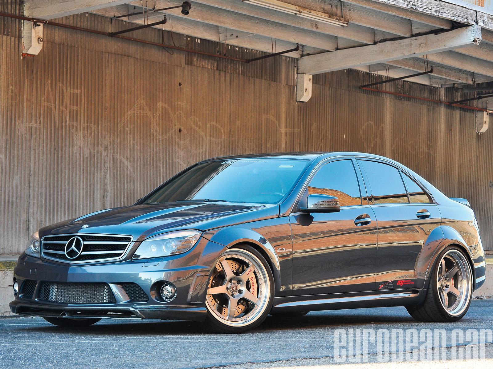 2009 Mercedes-Benz C63 AMG - European Car Magazine