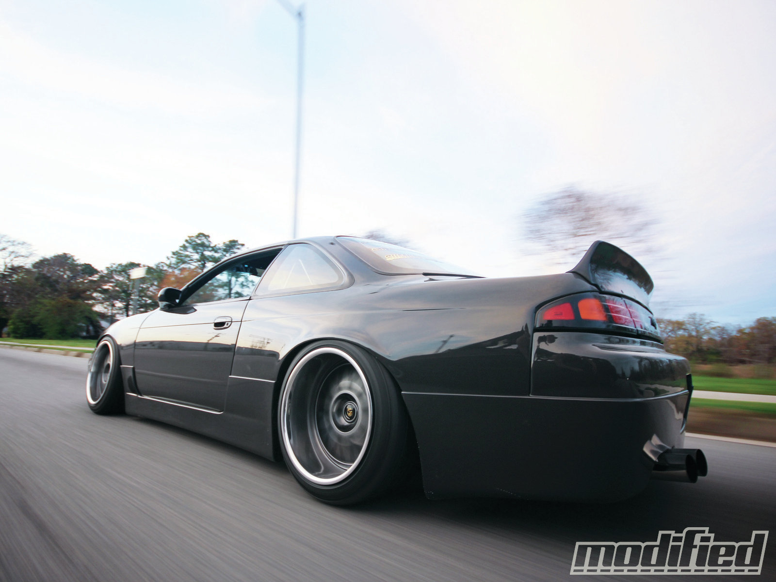 1995 Nissan 240SX - Modified Magazine