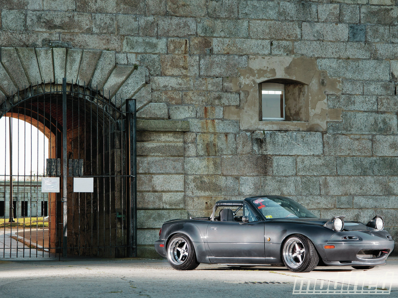 1990 Mazda MX5 Miata - Persistence Pays Off - Modified Magazine on