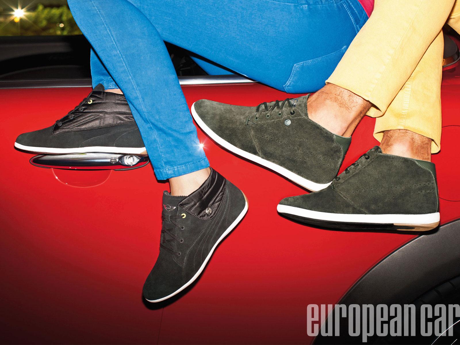 meilleure sélection 05b7a 3c437 MINI by PUMA Collection - European Car Magazine