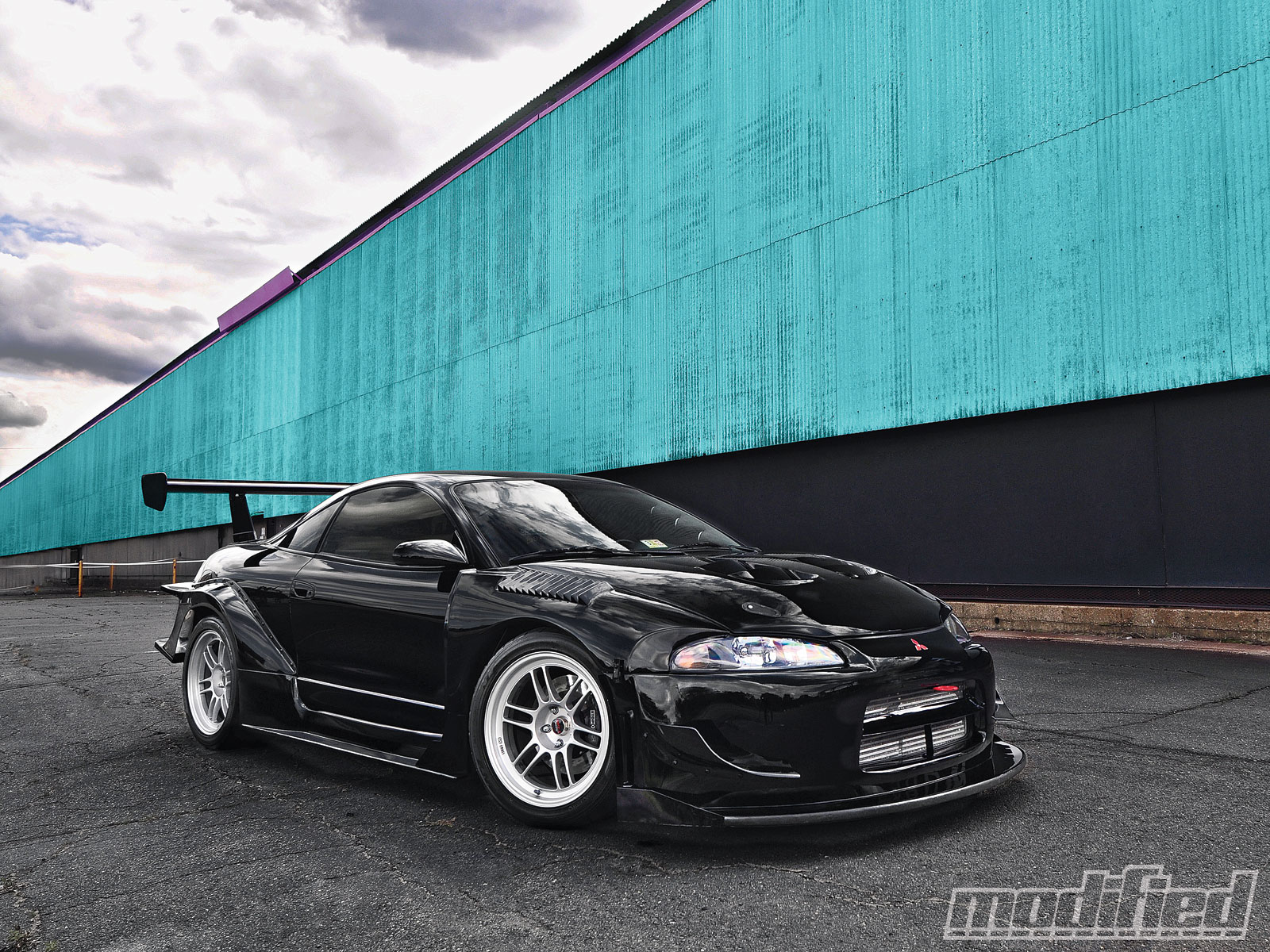 1995 Mitsubishi Eclipse Gsx Modified