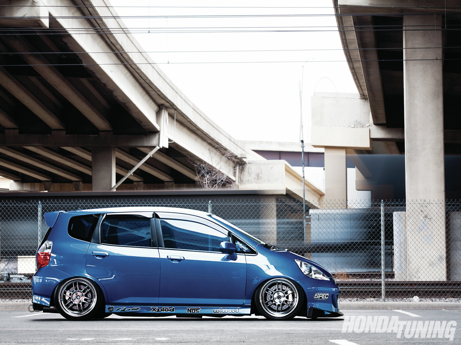 2007 Honda Fit Sport Honda Tuning Magazine
