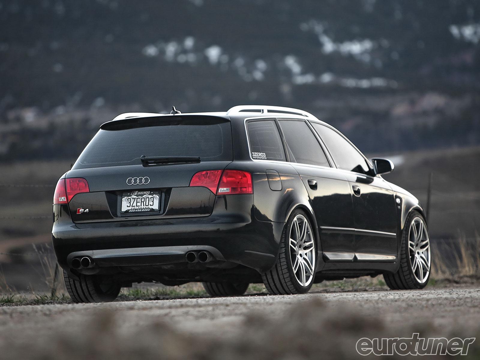 Kekurangan Audi S4 2007 Review