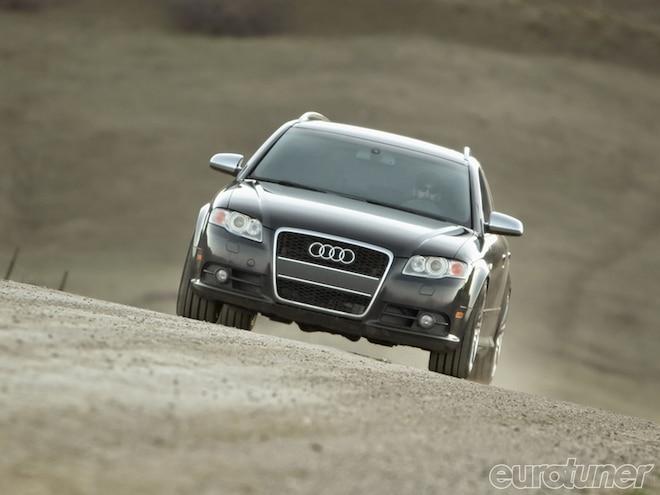 2007 Audi S4 Avant - Eurotuner Magazine