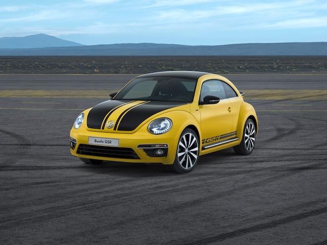 2014 Volkswagen Beetle GSR Special Edition
