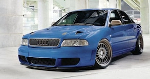 Audi B5 S4 - Guide to Buying a Legend