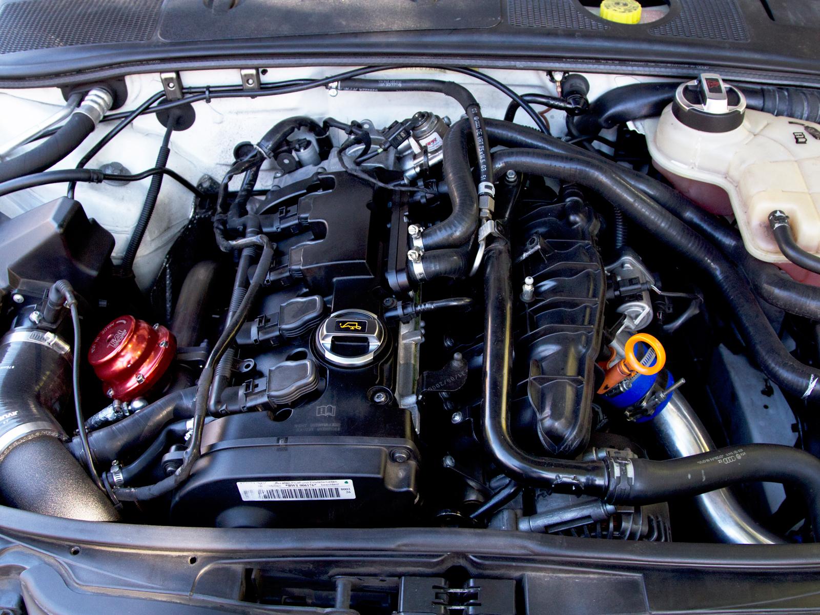 2007 Audi A4 2.0T quattro - OEMplus - Eurotuner MagazineSuper Street