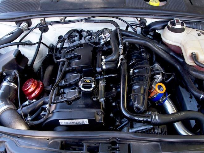 2007 Audi A4 2.0T quattro - OEMplus - Eurotuner Magazine | Audi B5 S4 Engine Bay Diagram |  | Super Street