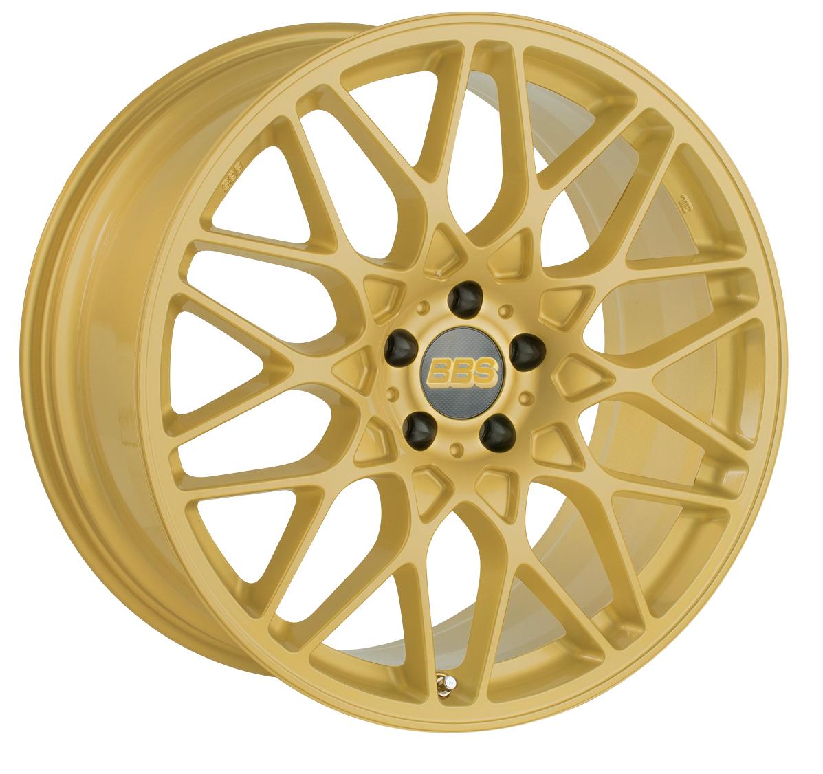BBS Announces RX-R Gold Racing Rims- Eurotuner