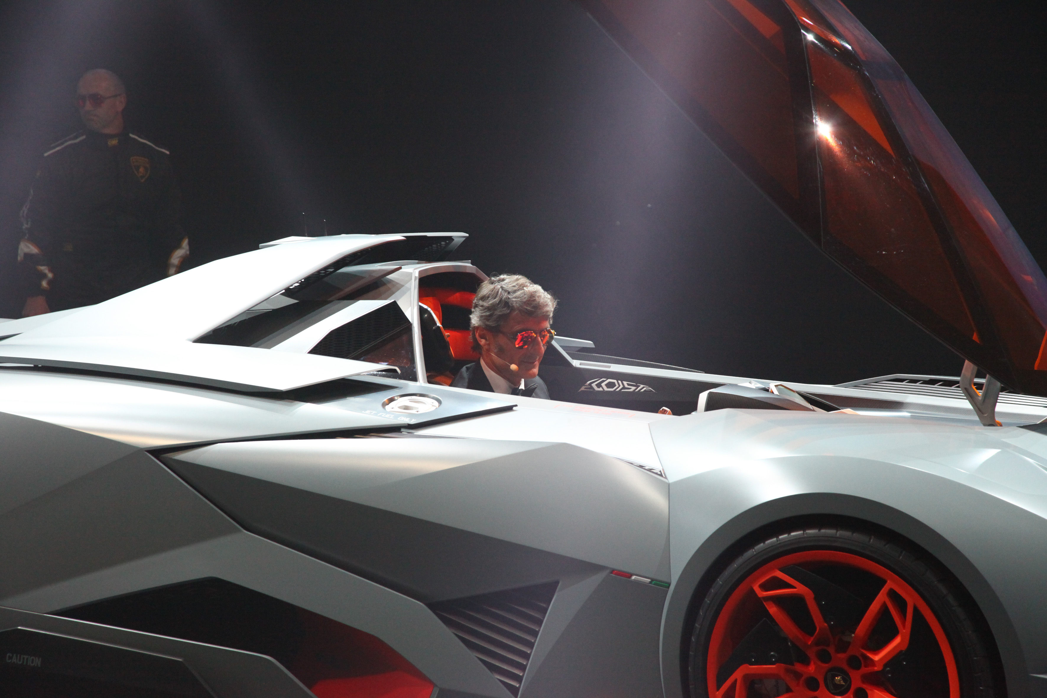 Lamborghini Egoista Celebrates 50th Anniversary European Car