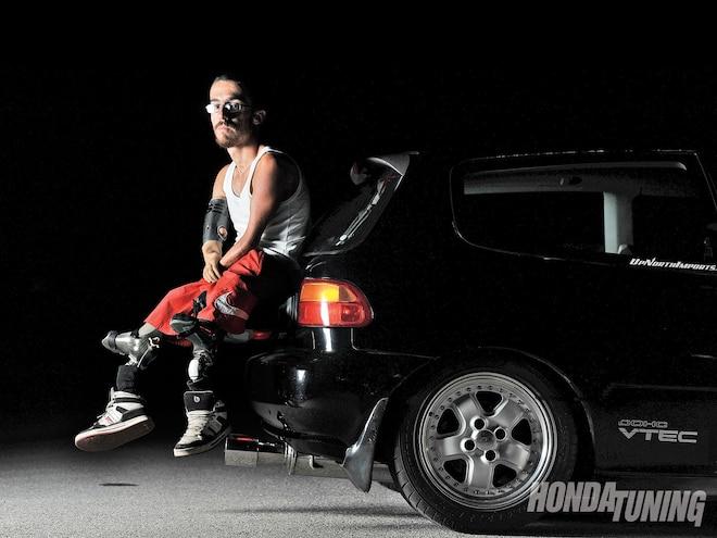 1993 Honda Civic CX