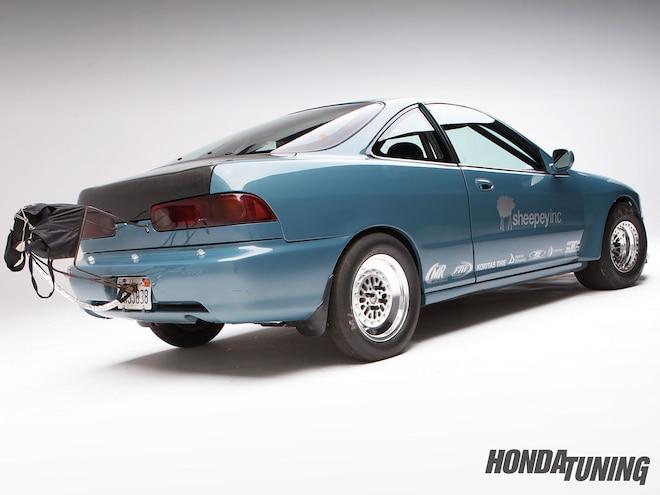 2000 Acura Integra GS R