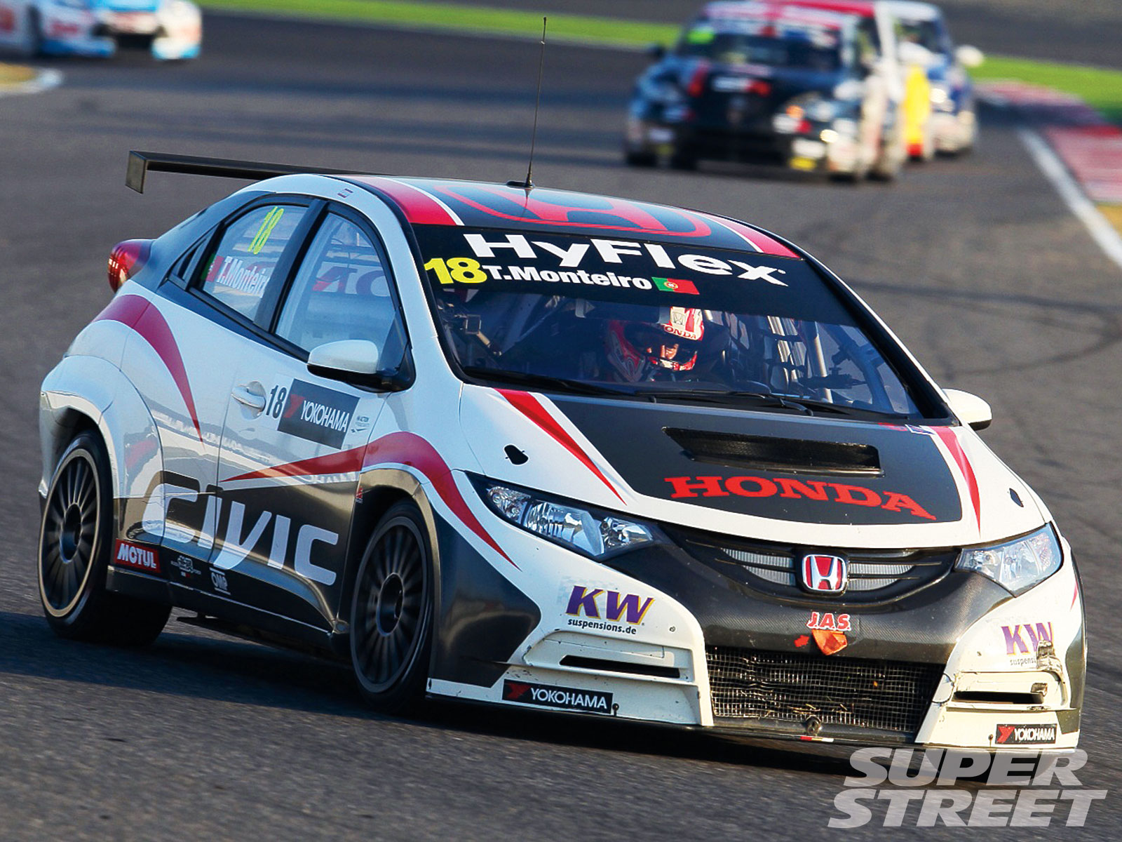 Honda Civic Type R Super Street Magazine