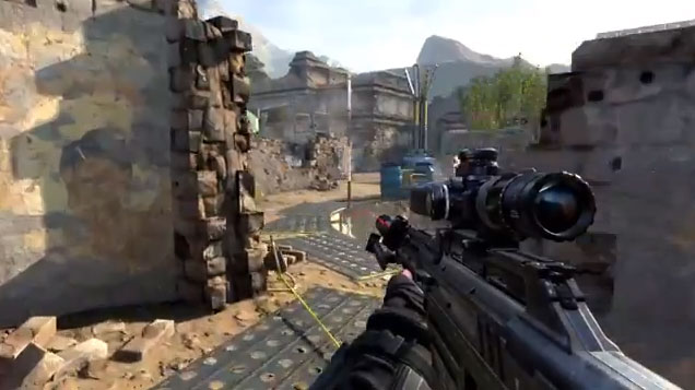 Call Of Duty Black Ops Zombies Map Pack on