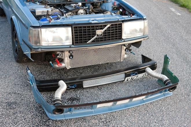 1981 Volvo 245 DL - Race Wagon - Eurotuner