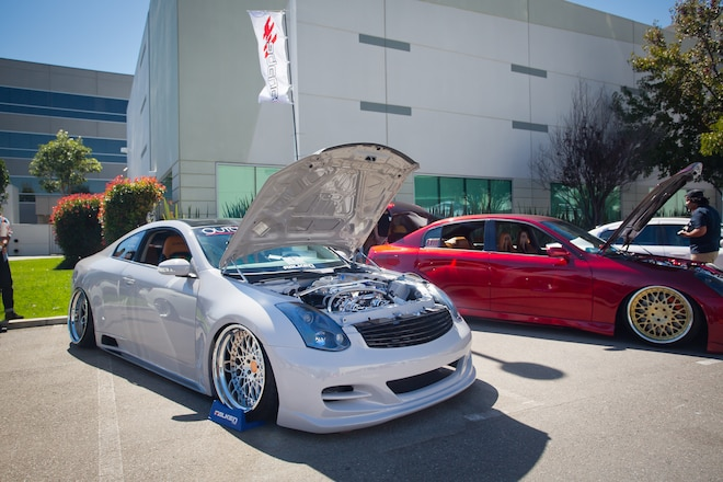 Top 5 Infiniti G35's of GTG V - Import Tuner