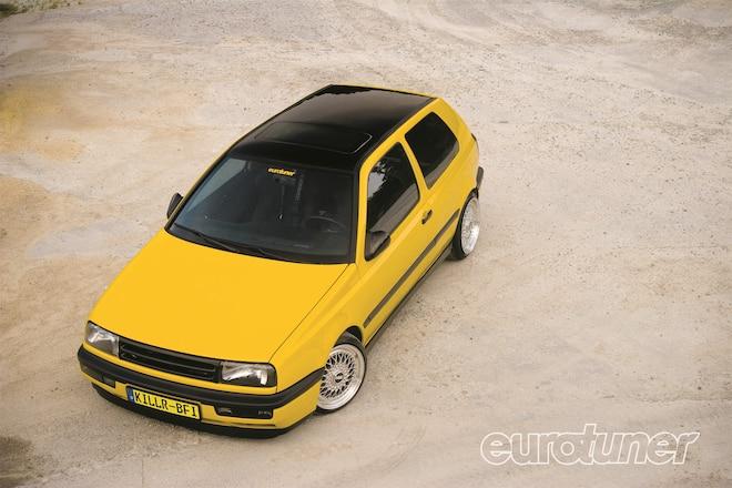 1998 Volkswagen GTI Mk3