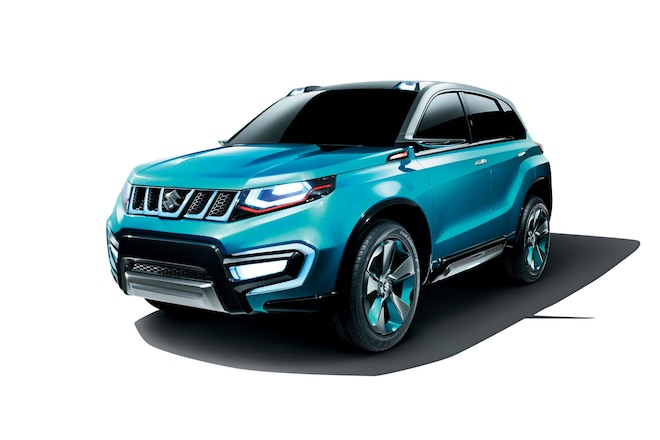 Suzuki Concept Cars