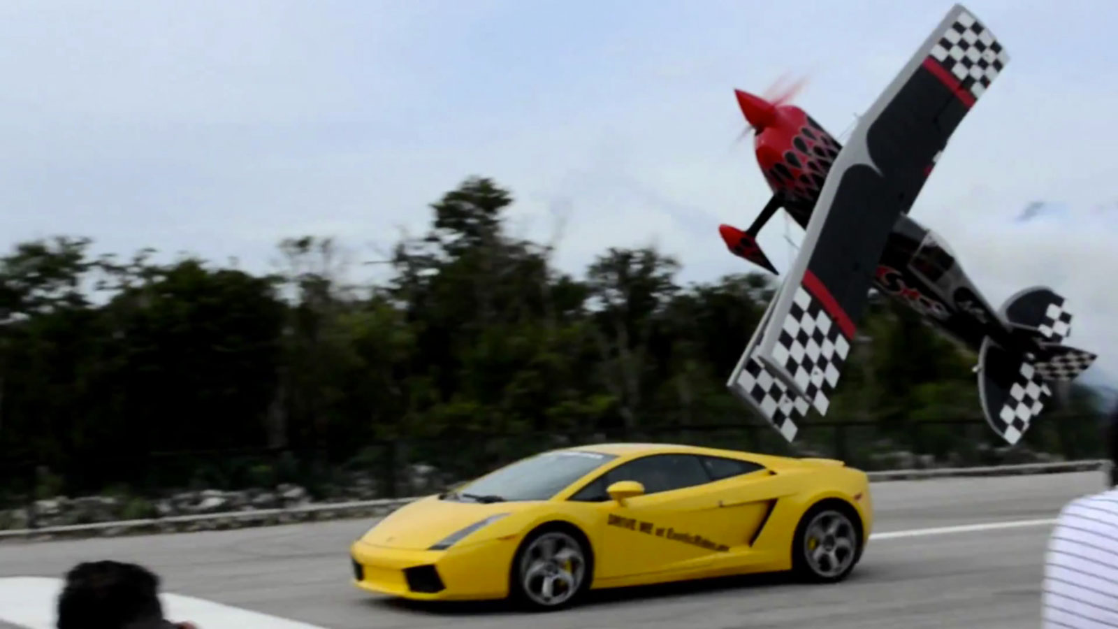 Travel channel fing fast show lamborghini gallard