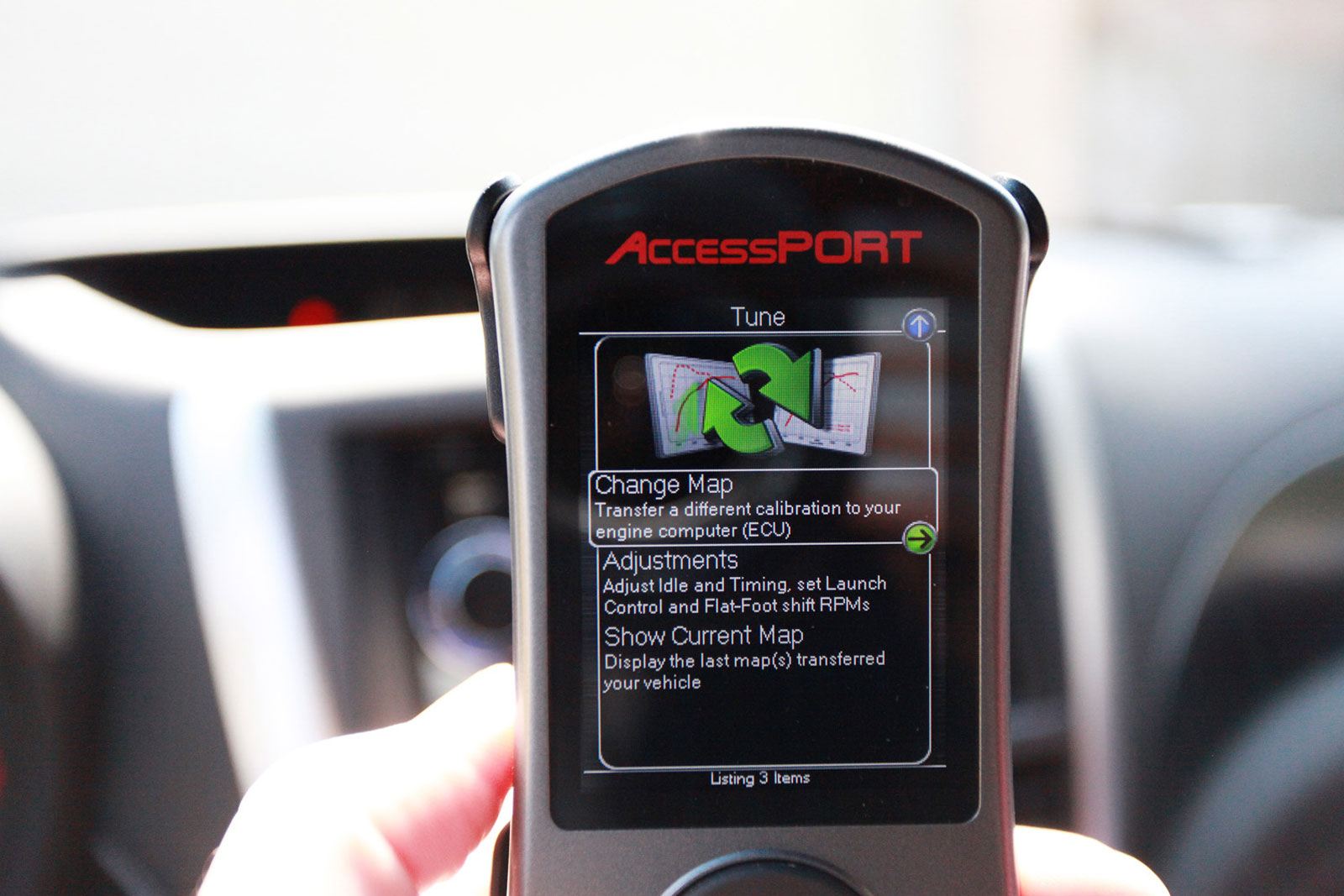 Cobb AccessPort V3 Exclusive First Look - Modified