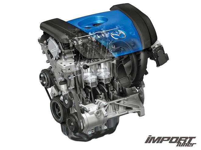 Mazda 3 NA Build