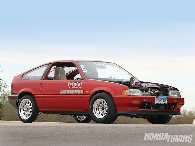 Honda CRX Legacy 86 CRX Si 01