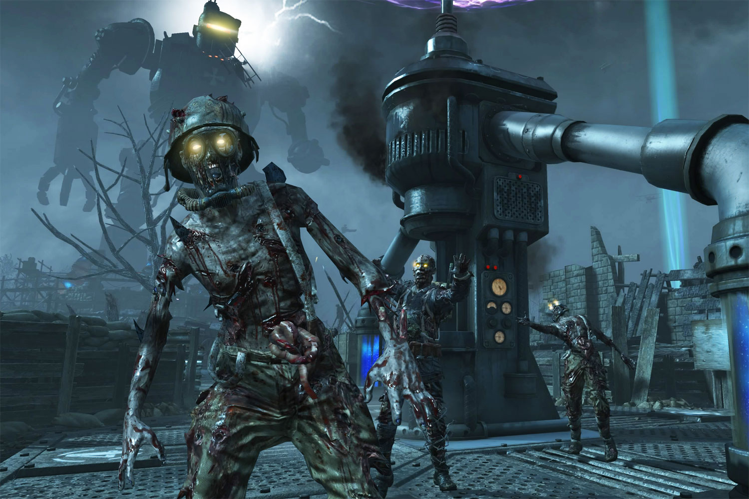 Cod Black Ops 2 Apocalypse Map Review Eurotuner