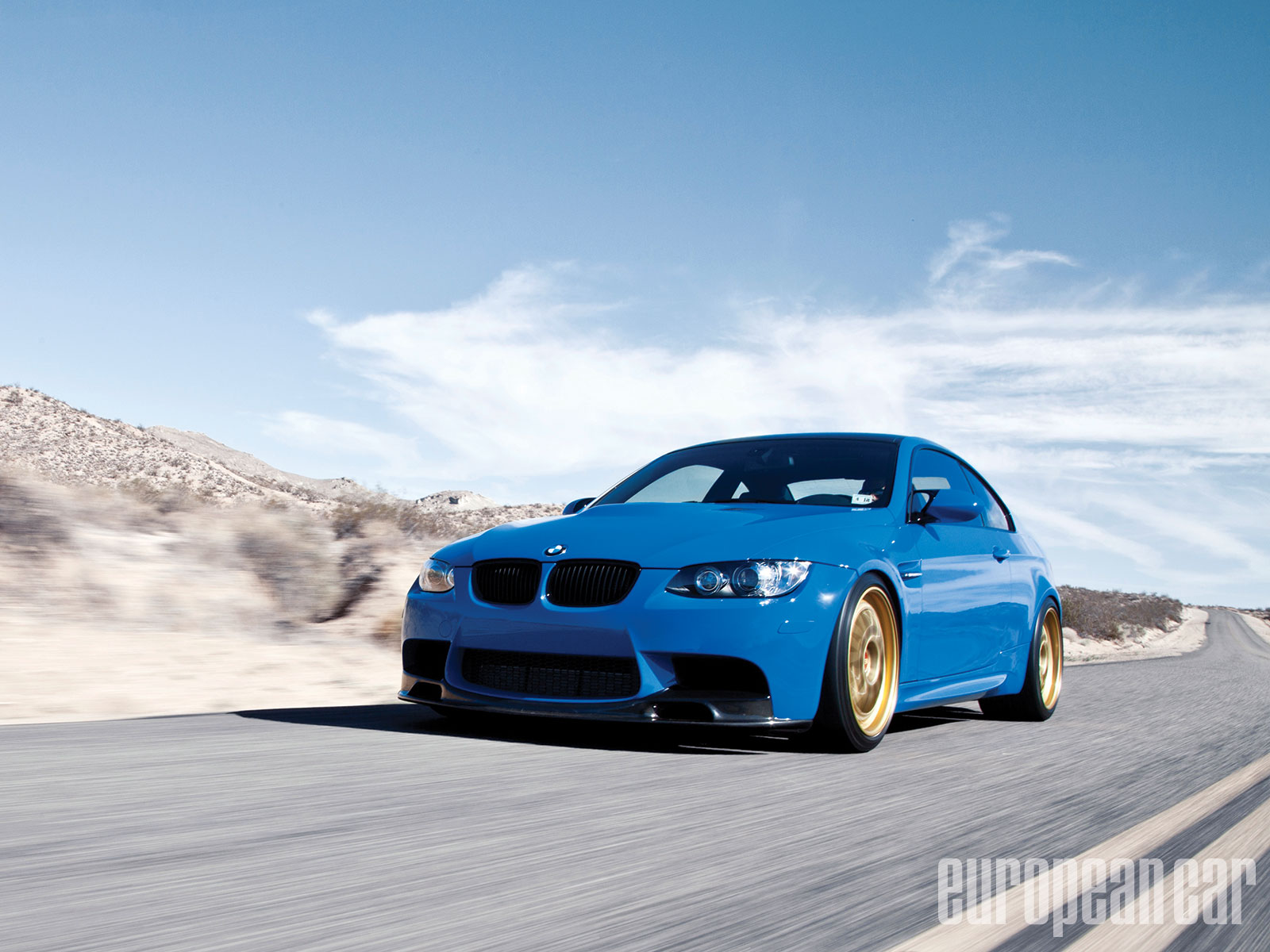 2013 BMW M3 Coupe - European Car Magazine