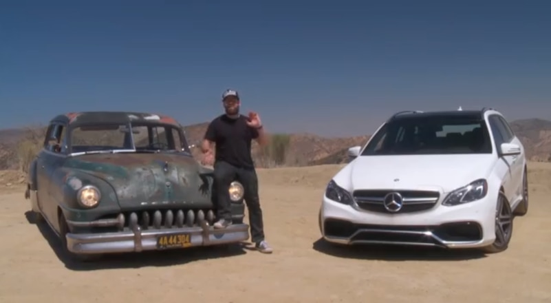 2014 Mercedes Benz E63 AMG S Model 4Matic Wagon Vs. Icon Derelict    Head 2 Head Ep. 41   Youtube