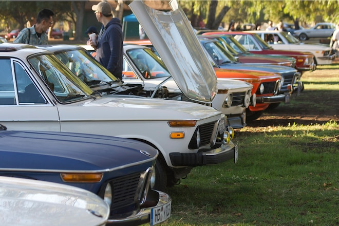 2013 Socal Vintage BMW Meet 005