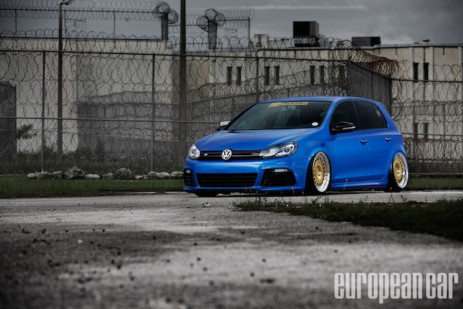 2012 VW Golf Shaved Front Bumper 01