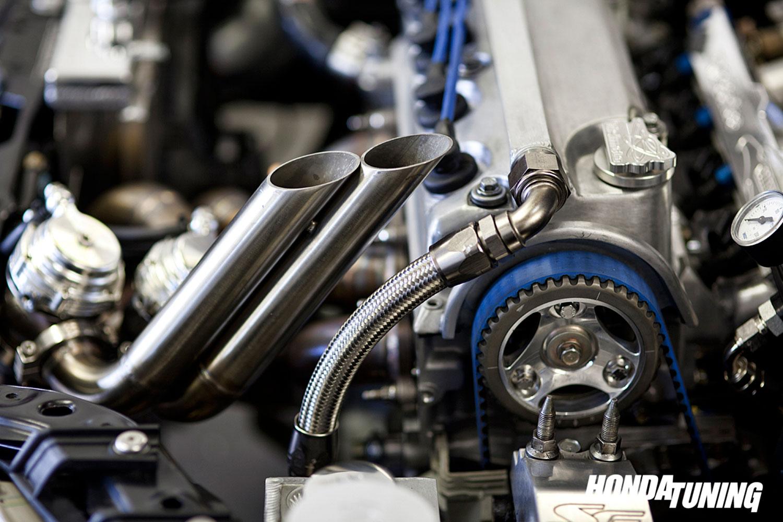 SOHC-Powered Builds - Honda Tuning Magazine
