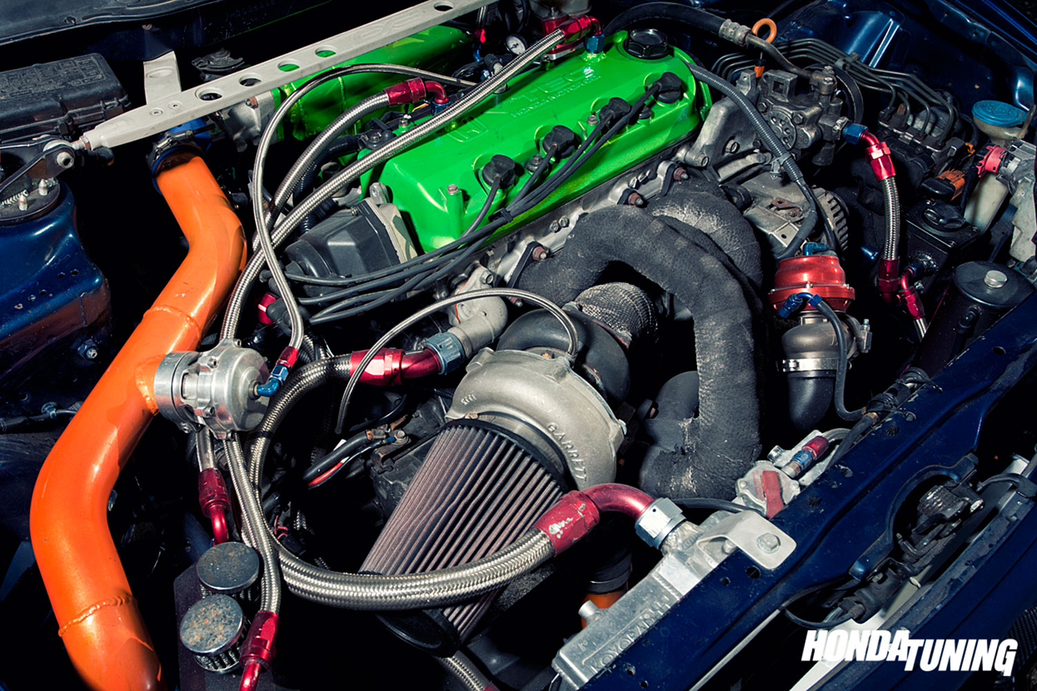 SOHC-Powered Builds - Honda Tuning Magazine