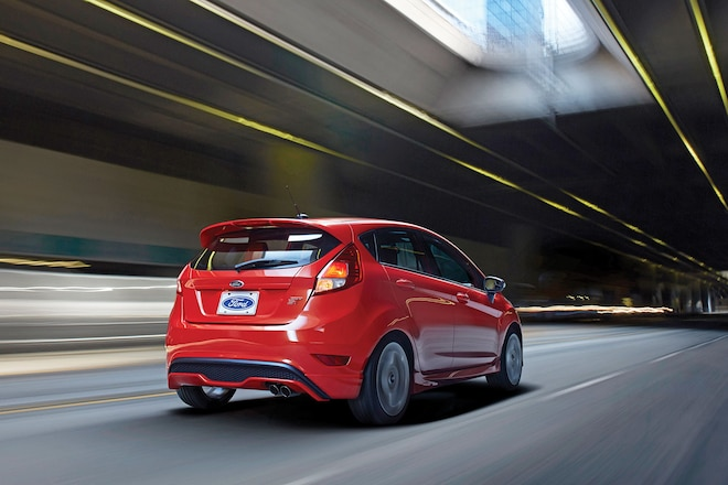 2014 Ford Fiesta ST - Something Unexpected