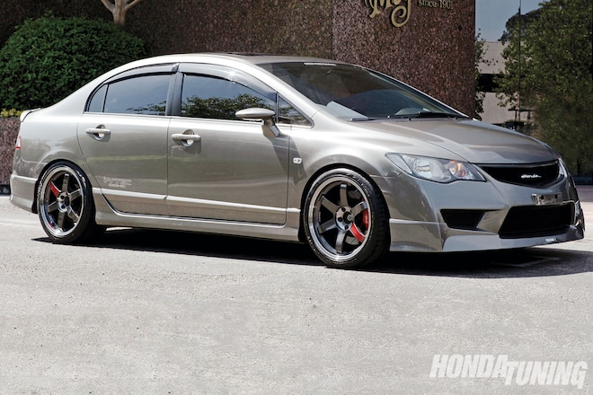 Project Honda Civic Si Detailing - All In The Details