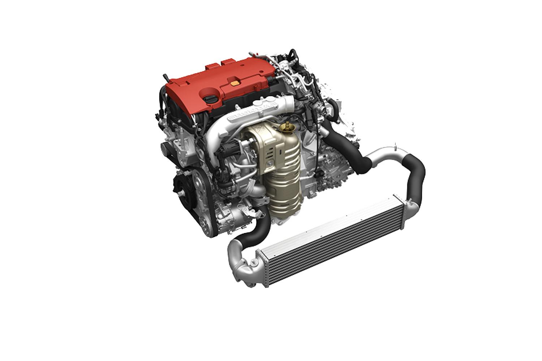 Honda VTEC TURBO Engines Announced - Honda Tuning