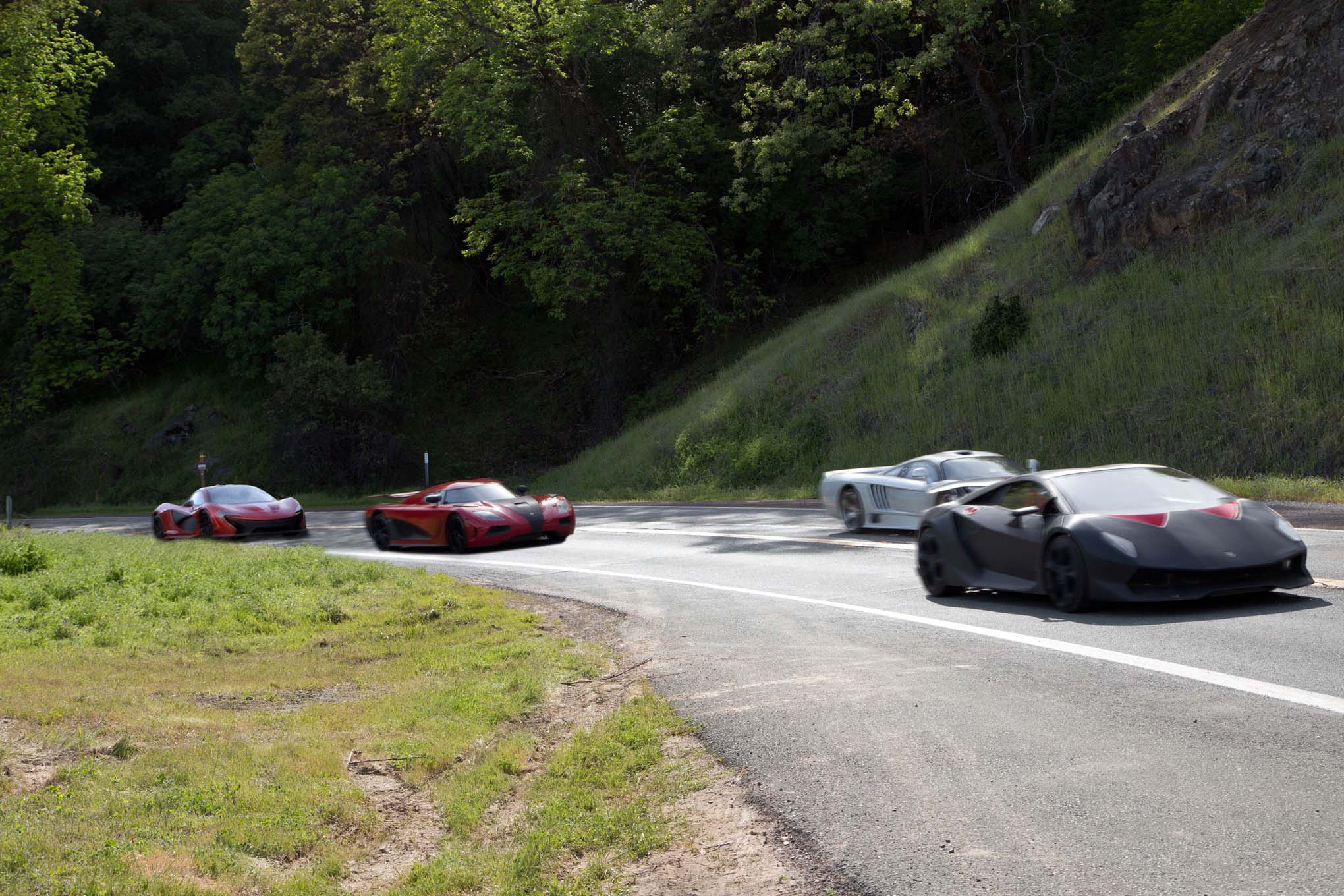 Need For Speed Movie Dissecting The Star Cars Photo Image Gallery