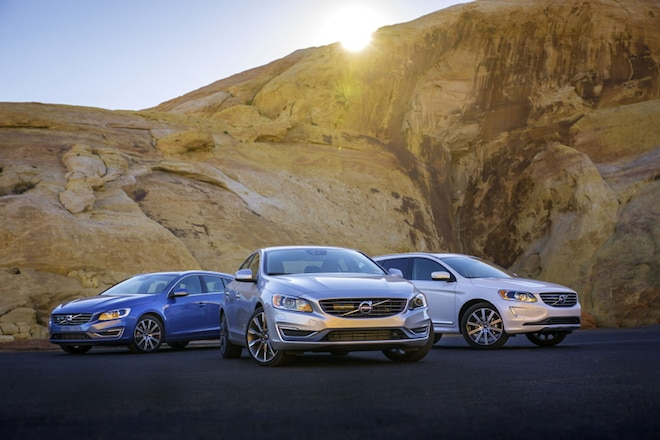 2015 Volvo S60 V60 XC60 First Drive 01