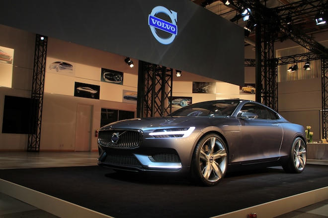 Volvo Concept Coupe Front 003