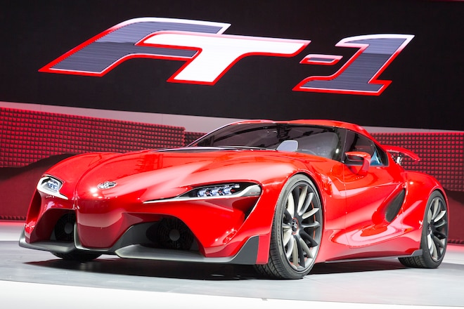 Toyota FT1 Concept Reveal