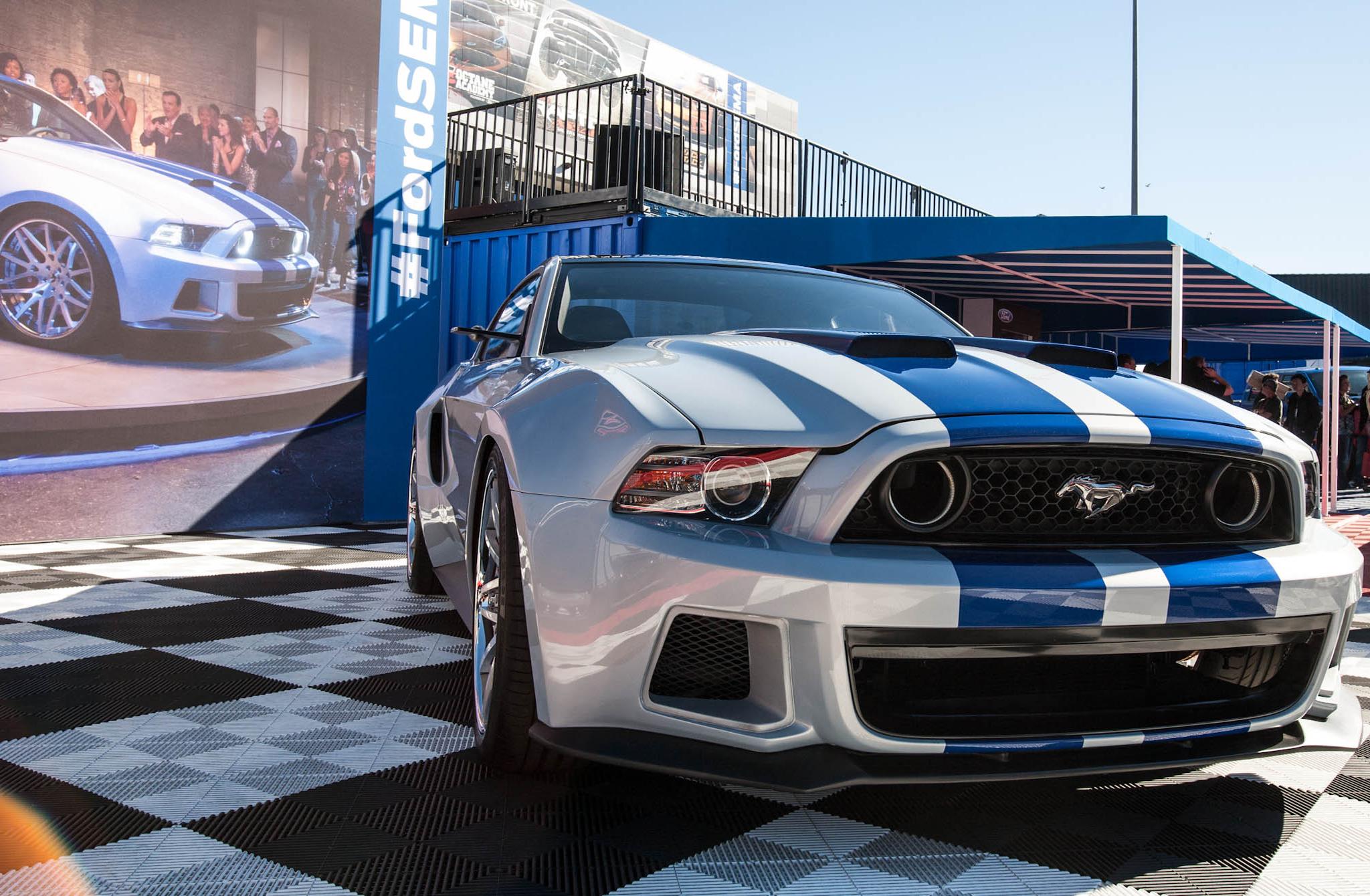 Need For Speed Movie Mustang Gt Fetches 300k At Auction