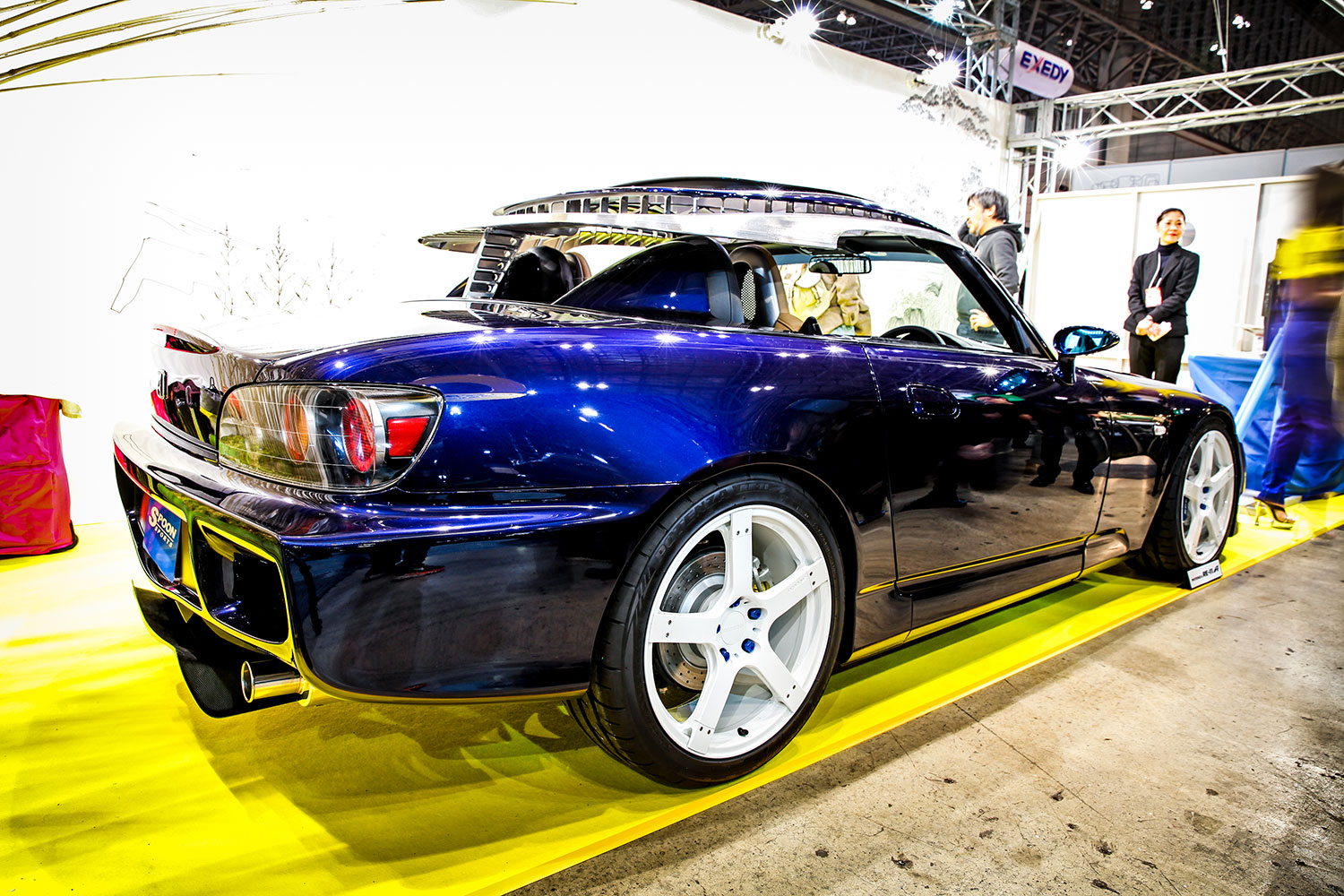 Spoon Sports Honda S2000 Open Air Concept: Is this real life
