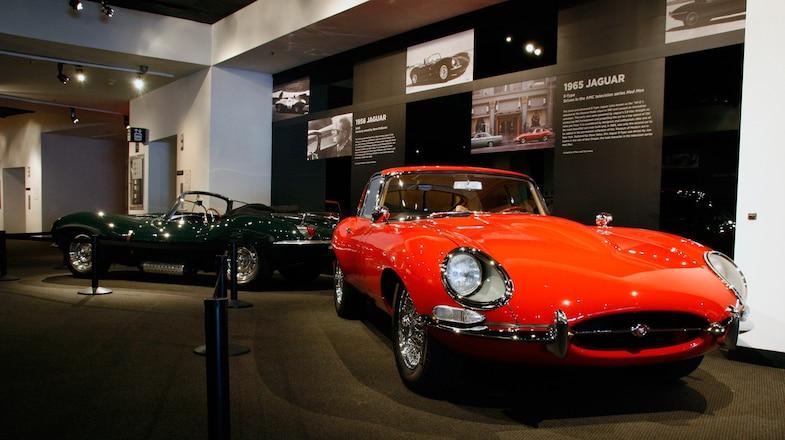1965 E Type 1956 XKSS