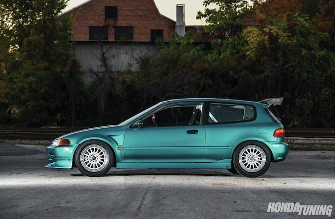 1992 Honda Civic - Homegrown Formula