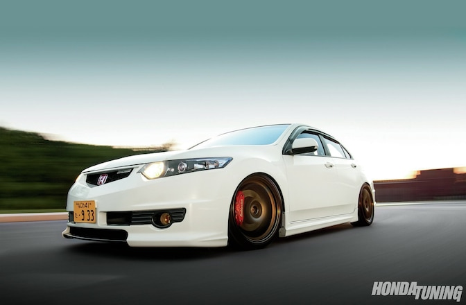 2011 Acura TSX - Challenge Accepted