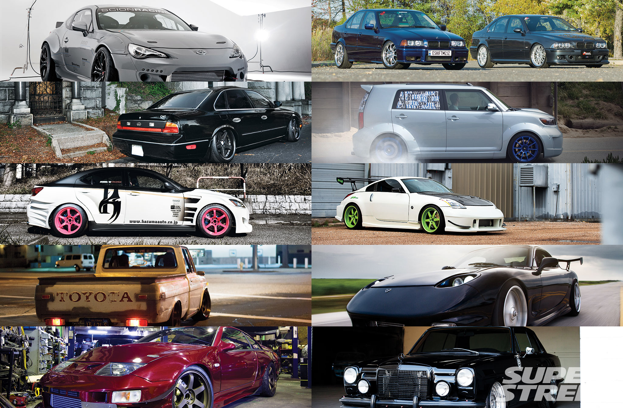 10 Favorite 2JZ Swaps - Swapportunities