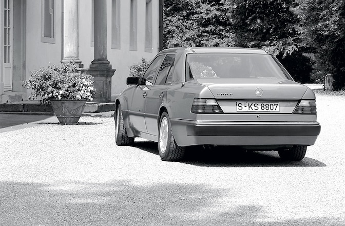 1991-1994 Mercedes-Benz 500E / E500 W124 - Classic Revisited