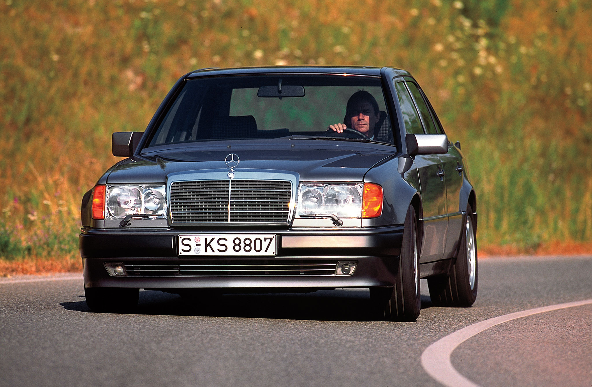 1991-1994 Mercedes-Benz 500E / E500 W124 - Clic Revisited on